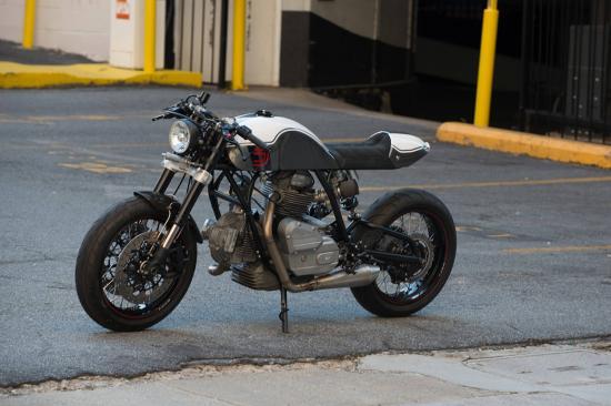 """""""Hắc Mã"""" Ducati 860 Café Racer hí vang sau giấc ngủ dài-ảnh2"""