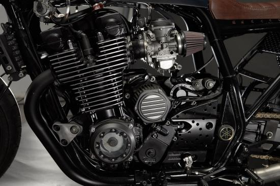Yamaha XJR độ phong cách BMW R nineT_ảnh3