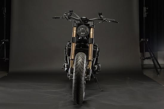 Yamaha XJR độ phong cách BMW R nineT_ảnh6
