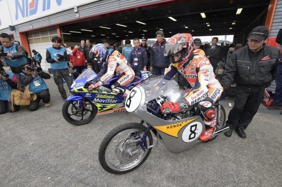 Đội đua Repsol Honda Team tưng bừng với 3 giải vô địch thế giới _ ảnh2