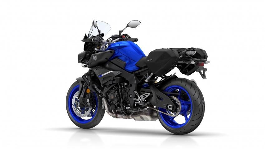 Xe 2017 Yamaha MT-10 Tourer 1