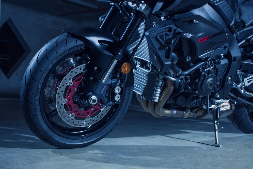 Xe 2017 Yamaha MT-10 Tourer 4