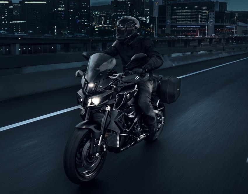 Xe 2017 Yamaha MT-10 Tourer