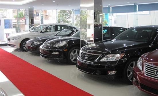 Ô tô nhập khẩu ngày càng rẻ