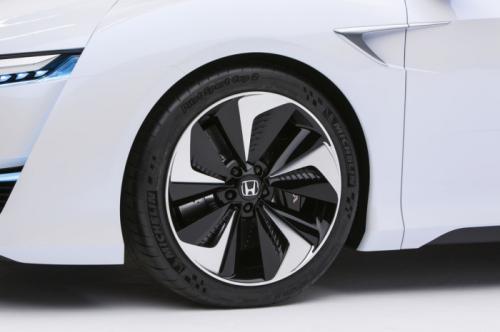 Honda sẽ có xe pin nhiên liệu sản xuất hàng loạt 3