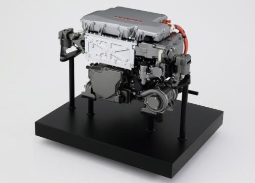 Honda sẽ có xe pin nhiên liệu sản xuất hàng loạt 4