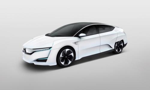 Honda sẽ có xe pin nhiên liệu sản xuất hàng loạt 1