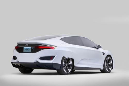 Honda sẽ có xe pin nhiên liệu sản xuất hàng loạt 2