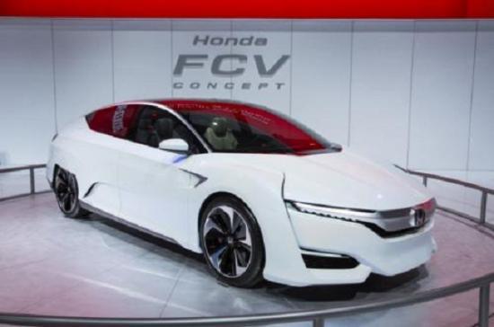 Honda sẽ có xe pin nhiên liệu sản xuất hàng loạt