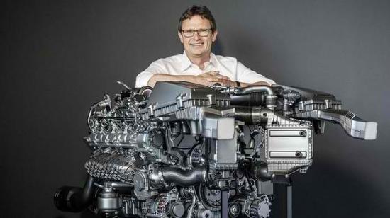 Xe Mercedes có thể được dùng công nghệ động cơ E-turbo 2