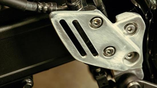 Yamaha XJR1300 café racerA3
