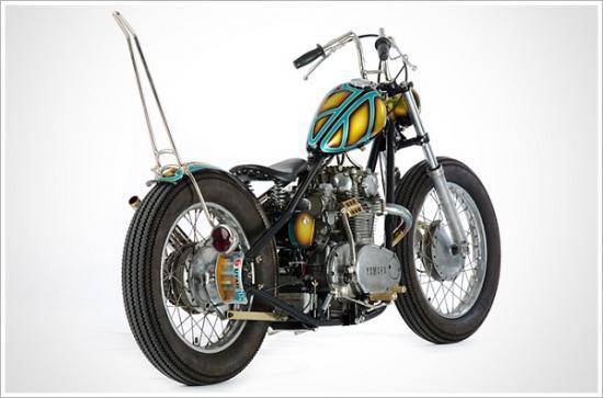 Yamaha XS650A2