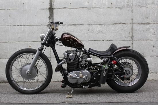 Yamaha XS650A6