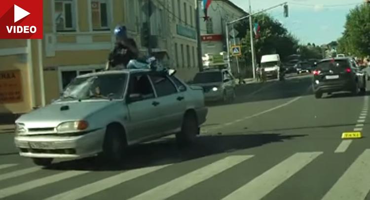 biker tai nạn