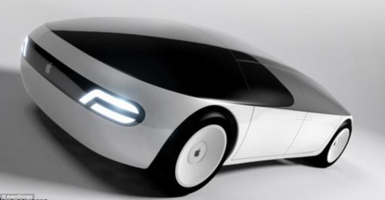 xe tự lái Apple