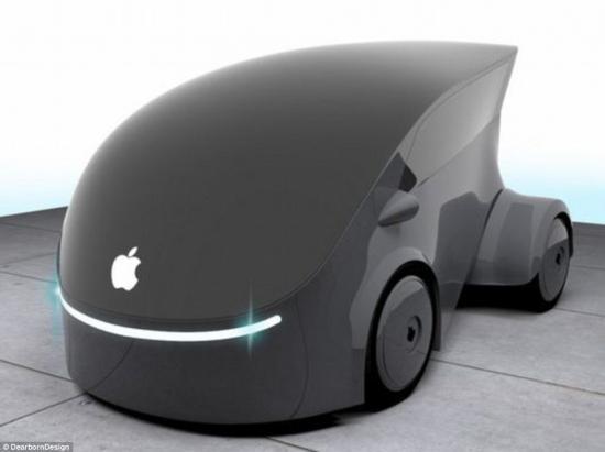 xe tự lái Apple3