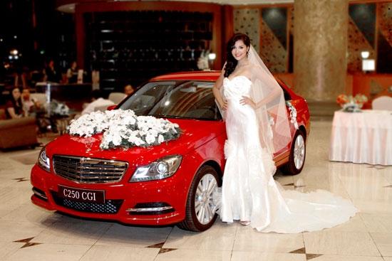 xe cưới 2