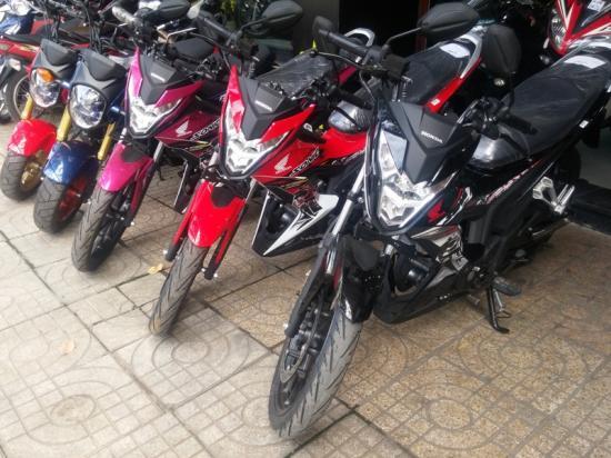 Honda Sonic 150_ảnh1