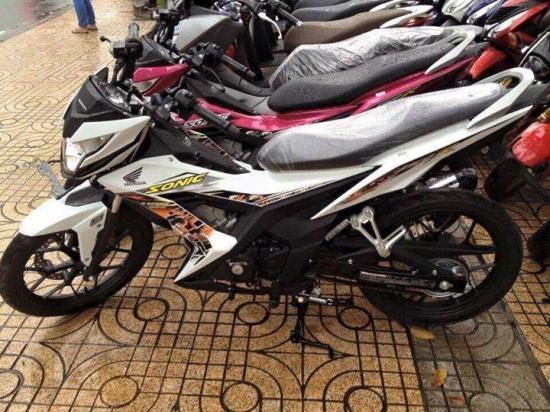 Honda Sonic 150_ảnh3