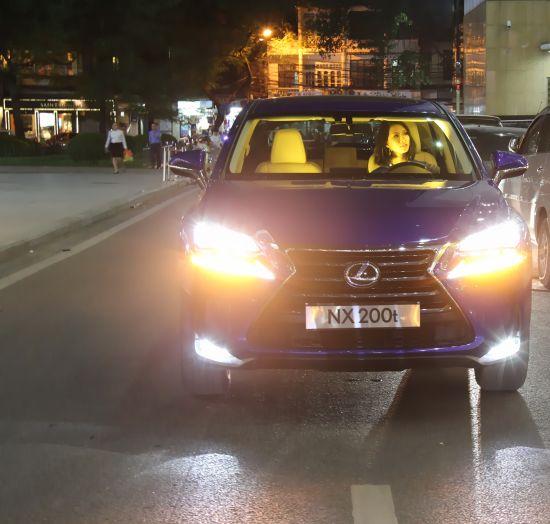 Lexus NX200t 8
