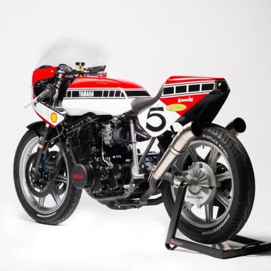 Yamaha XS850 1