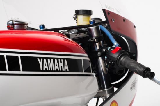 Yamaha XS850 5