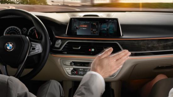 BMW xe tự trị