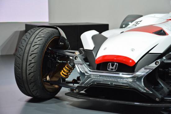 Honda 2&4 Concept  1