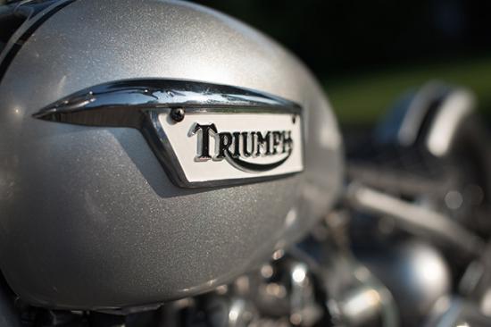 Triumph Daytona 500 5