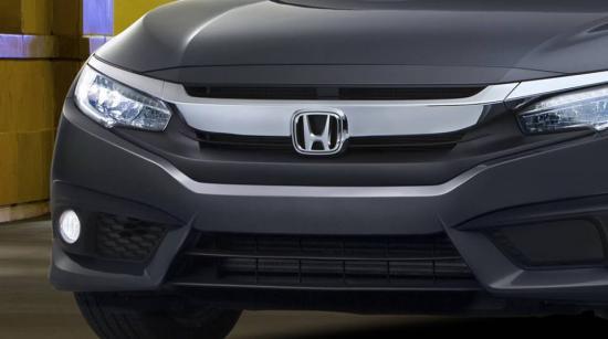 Honda Civic 2016 14