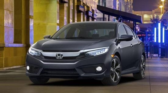 Honda Civic 2016 12