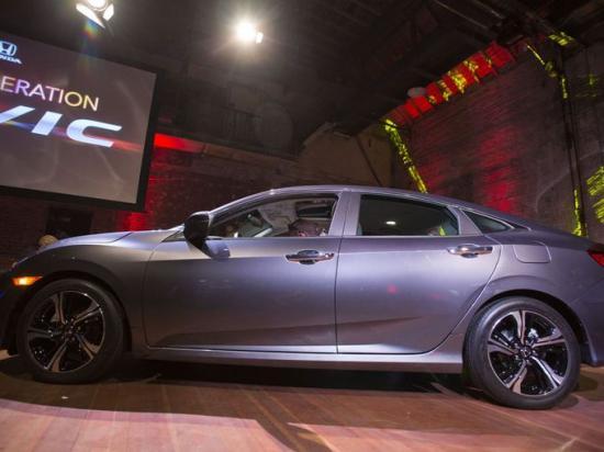 Honda Civic 2016 3