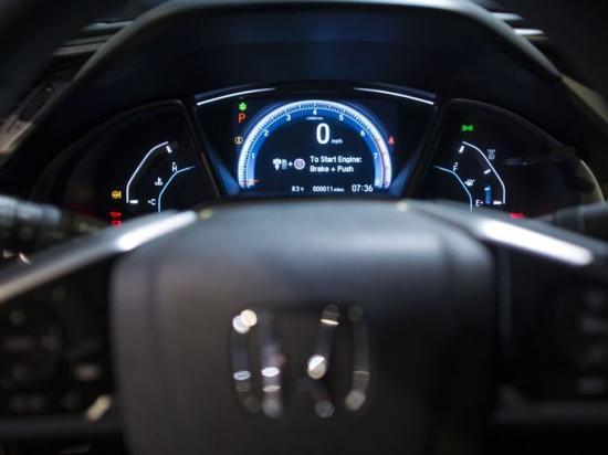 Honda Civic 2016 9