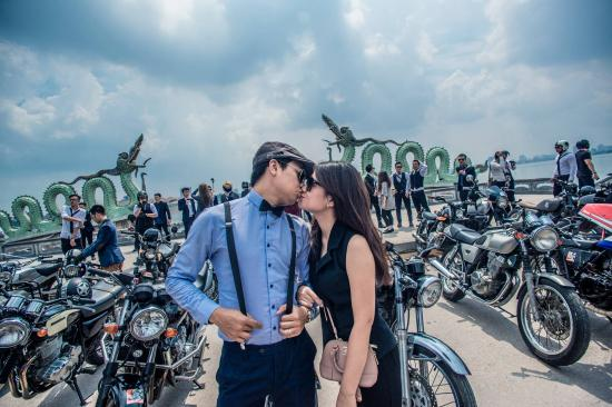 Distinguished Gentleman's Ride Hà Nội 3
