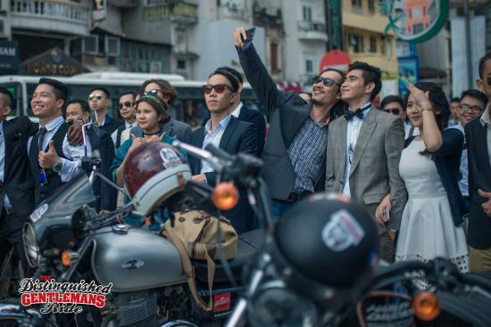 Distinguished Gentleman's Ride Hà Nội 6
