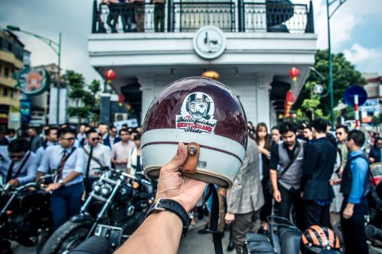 Distinguished Gentleman's Ride Hà Nội 8