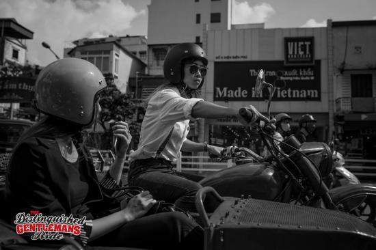 Distinguished Gentleman's Ride Hà Nội 10