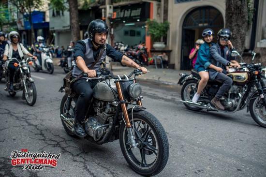 Distinguished Gentleman's Ride Hà Nội 13