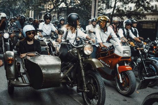 Distinguished Gentleman's Ride Hà Nội 15