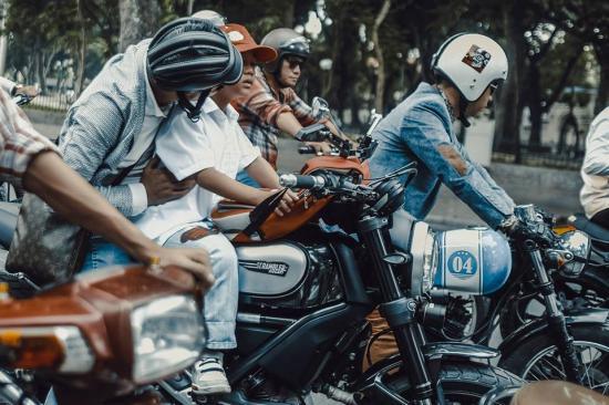 Distinguished Gentleman's Ride Hà Nội 17