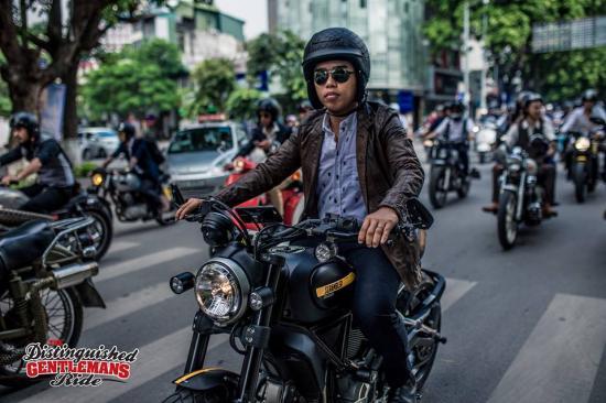Distinguished Gentleman's Ride Hà Nội 18