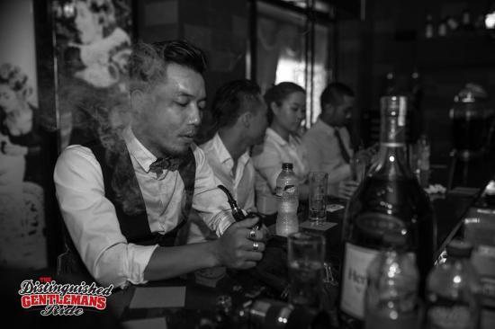 Distinguished Gentleman's Ride Hà Nội 19