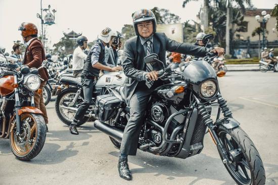 Distinguished Gentleman's Ride Hà Nội 20