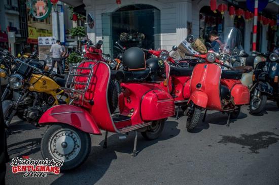 Distinguished Gentleman's Ride Hà Nội 12