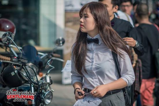 Distinguished Gentleman's Ride Hà Nội 21