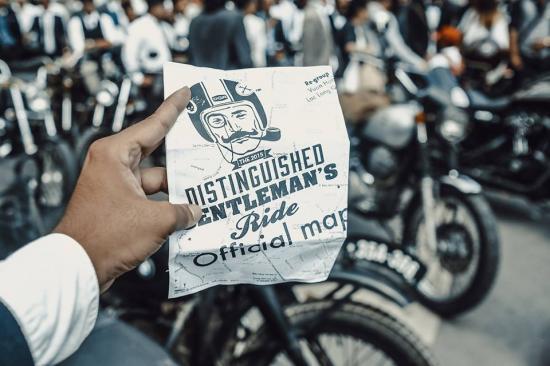 Distinguished Gentleman's Ride Hà Nội 22