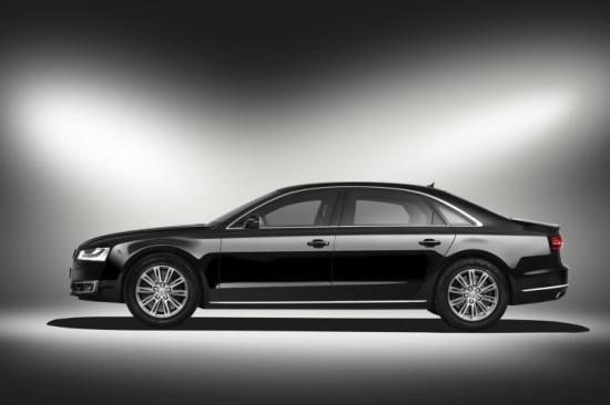 Audi A8 L Security 1