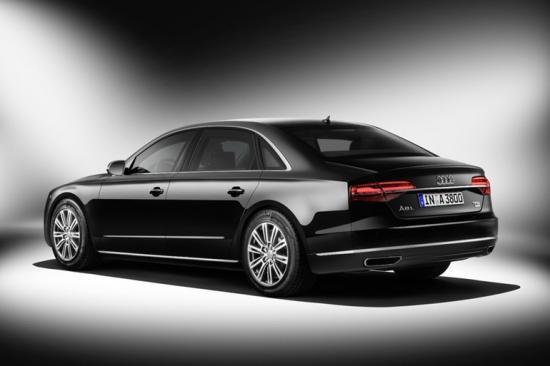 Audi A8 L Security 2