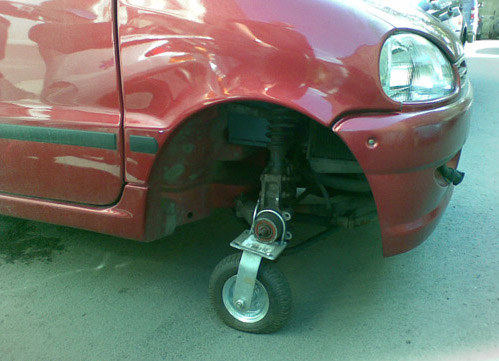 tự sửa xe 17
