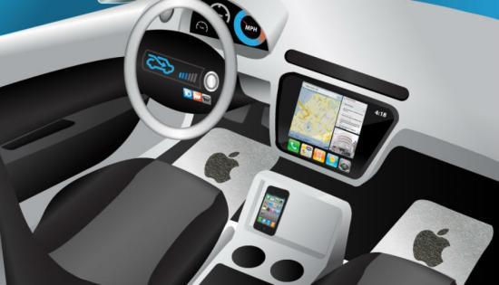 xe điện Apple